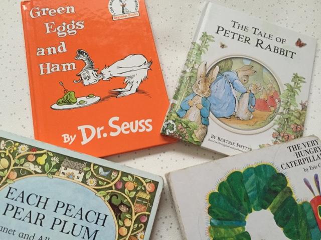 classic books dr seus beatrix potter eric carle