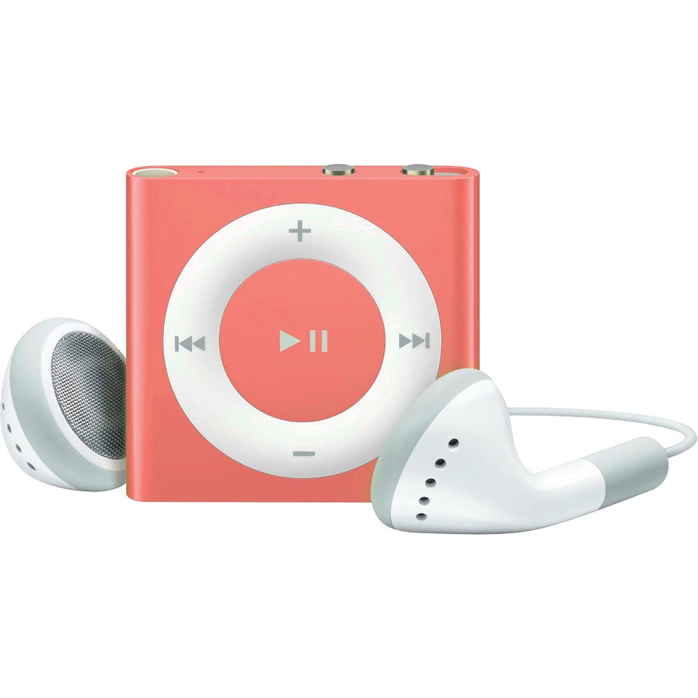 apple ipod shuffle 2gb pink mp3 player 5th generation. Black Bedroom Furniture Sets. Home Design Ideas