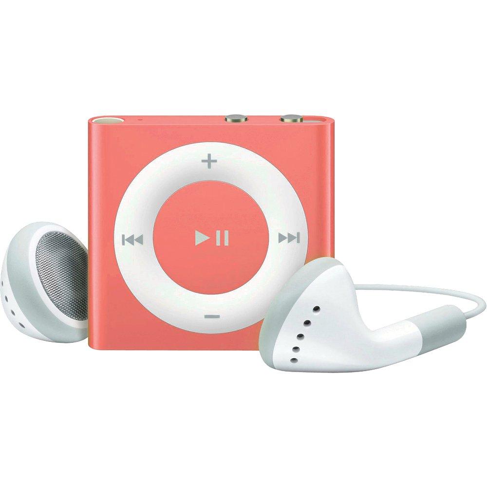 Apple Ipod Shuffle 2gb Pink Mp3 Player 5th Generation
