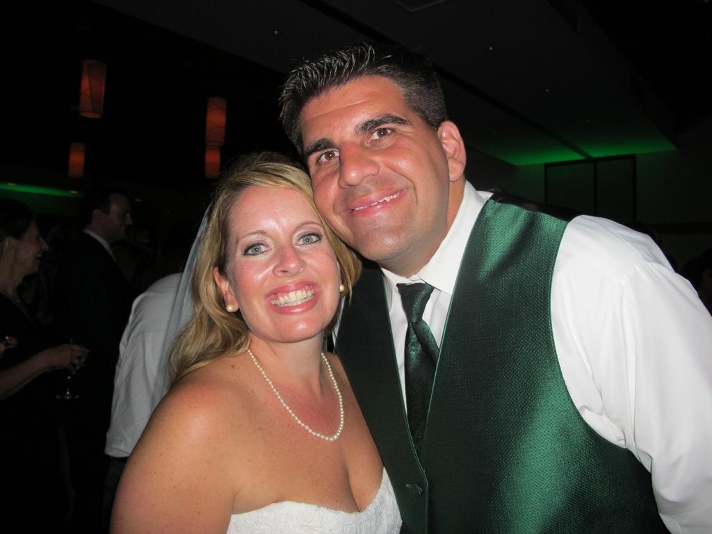 irish themed wedding