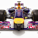 Red Bull RB10 front view