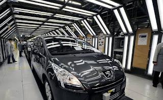 Peugeot officialise son grand retour en Iran