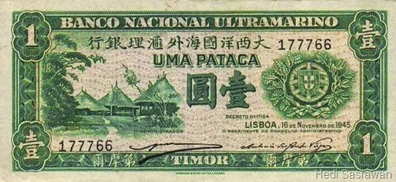 Mata uang Pataca