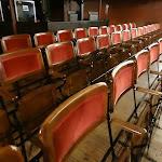 Familistère : théâtre, intérieur