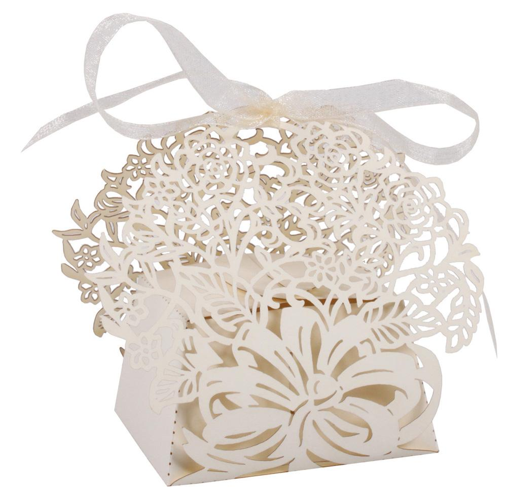 Rose Vine Favor Box