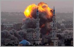 Direita apoia genocídio de Israel em Gaza