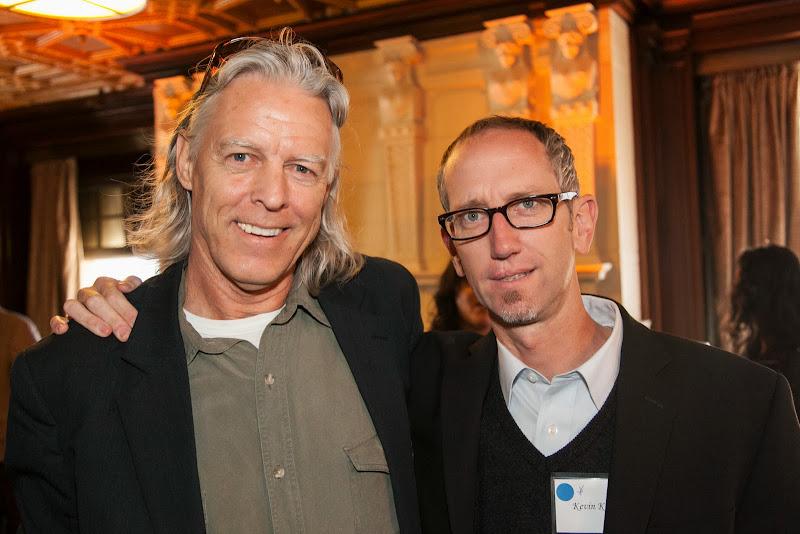 John Shurtz and Kevin Koenig. September 25, 2013; San Francisco, CA, USA; Photo by Eric Slomanson / slomophotos.com