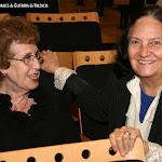 J-19: Rosa Gil del Bosque con la compositora Mª Ángeles Sánchez Benimelli