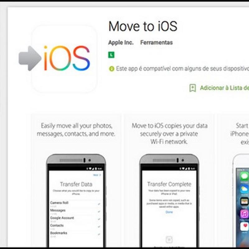 Apple Lança Seu Primeiro Aplicativo Para Android Na Google Play