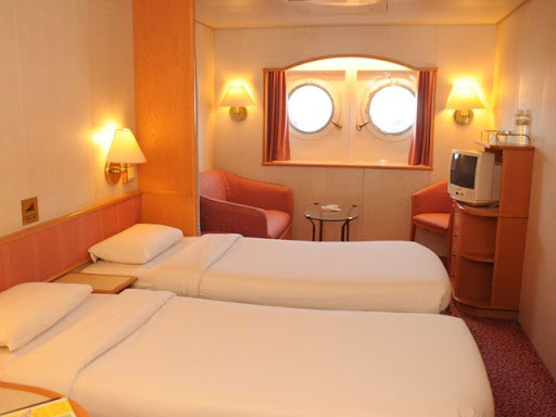 Super Star Aquarius - Oceanview Stateroom with Porthole( Cabin )