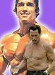 Antes y despues de Famosos musculosos
