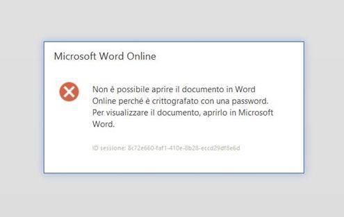 password-documenti
