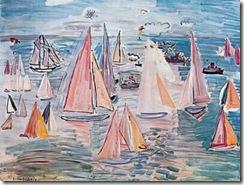 dufy-raoul-the-regatta