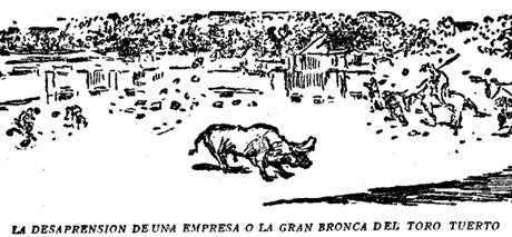 1922-06-18 Madrid Bronca toro tuerto (2)