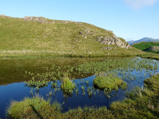 Tarn on High Rigg.