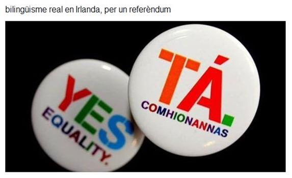 lo bilingüisme real e la democracia es possibla
