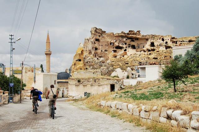 Турция: Гореме, дорога