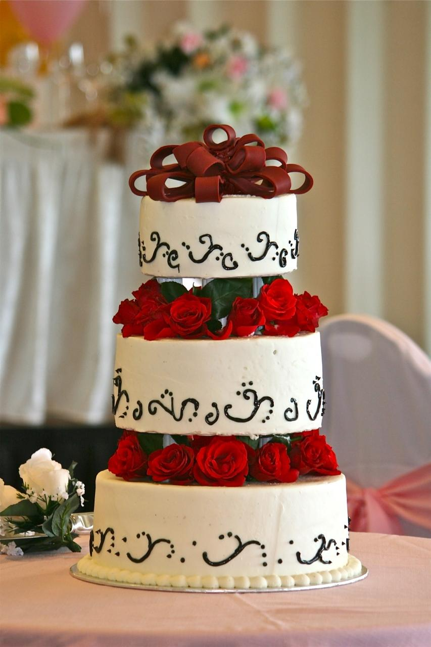Passion Wedding Cake  page