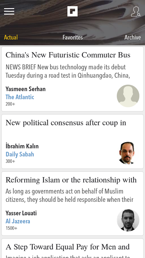 Opinions, Columnists and News Screenshot 0