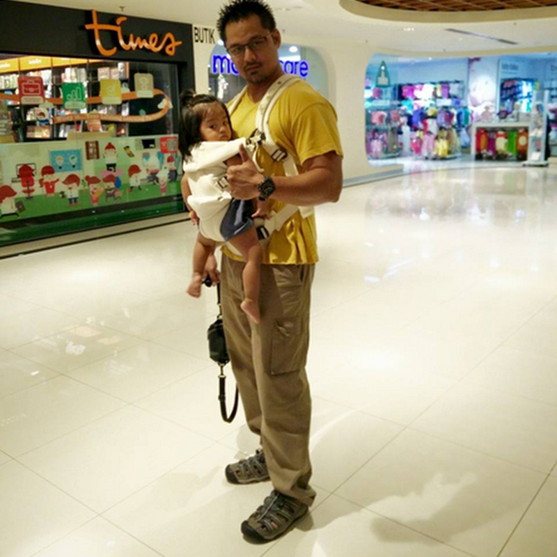 Shopping Raya di Mothercare , Bangsar !