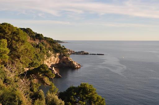 Dubrovnik shore line