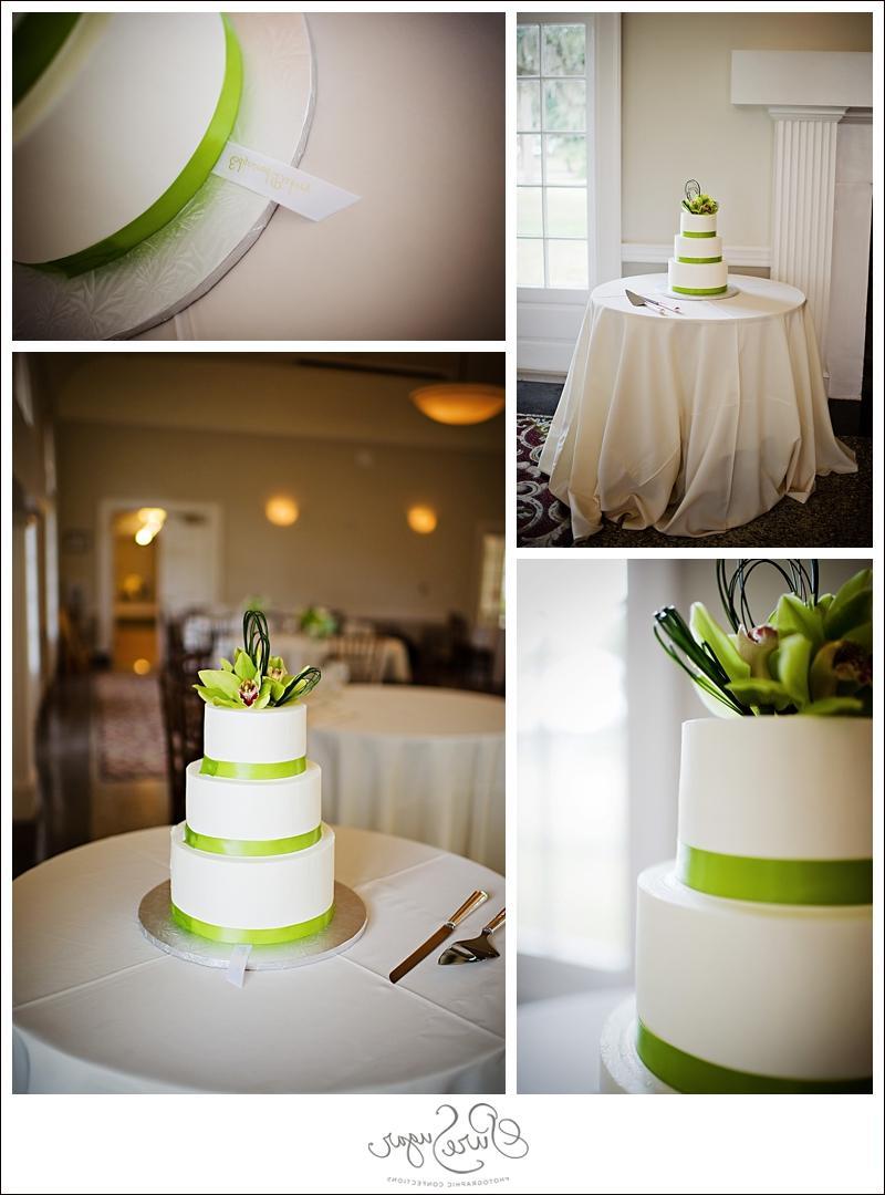 Summer Blue and Green wedding