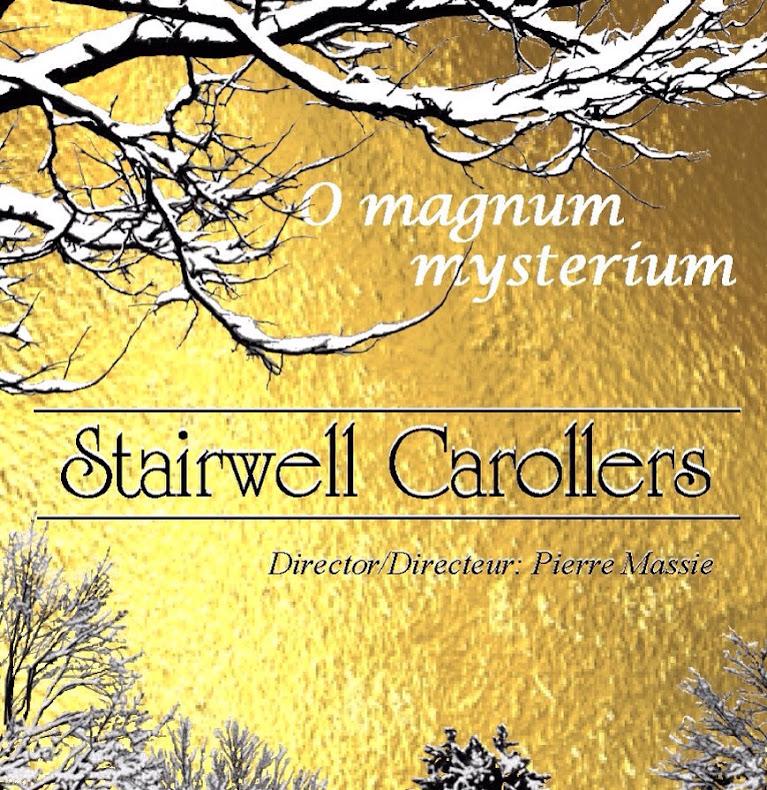 """""""O magnum mysterium"""" CD cover"""