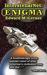 InterstellarNet Enigma - Edward M. Lerner