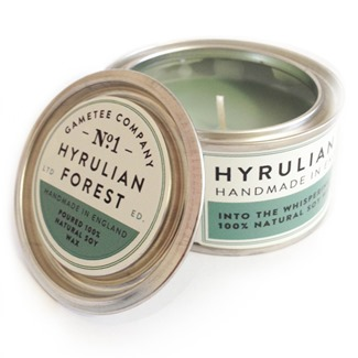 Hyrulian Forest Candle from Game Tee