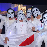 team Nippon at Sensation Tokyo 2015 in Chiba, Tokyo, Japan