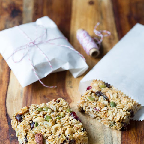 Whole Foods Homemade Granola Bars