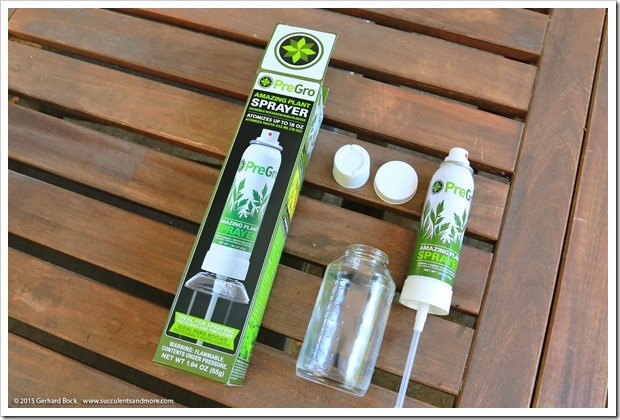 Product review: PreGro plant sprayer