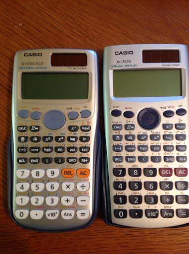 Calculator 115 es plus