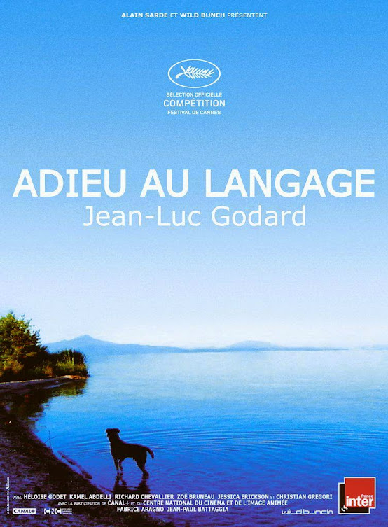 Αποχαιρετισμός στη Γλώσσα (Adieu Au Langage) Poster