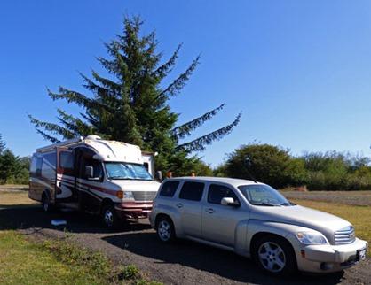 Port of Tillamook RV Park