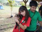 Elena y el hurón