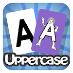 Meet the Letters Flashcards – Uppercase Icon