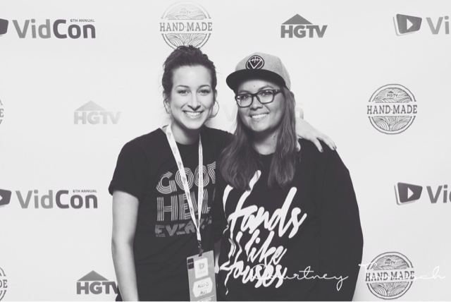 VidCon 2015 Alli Speed