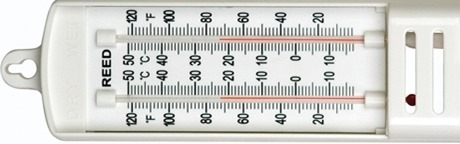 Wet & Bry Bulb Hygrometer Slide Rule 86