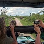 Pirschfahrt im Queen Elizabeth Nationalpark © Foto: Marco Penzel   Outback Africa