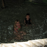 Having fun at Kalahari Water Park in OH 02192012b