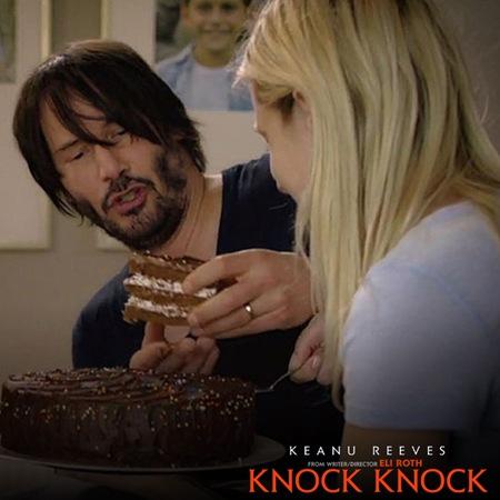 Keanu Reeves - Knock Knock