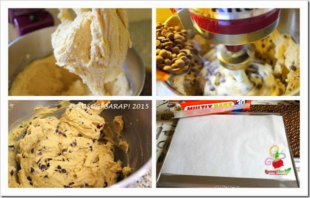 EASY CHOC CHIP COOKIES STEP9-12© BUSOG! SARAP! 2015