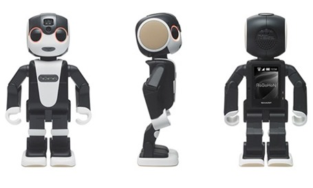 robohon-sharp-smartphone-japan