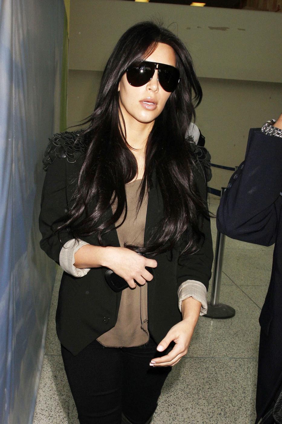 worked for Kim Kardashian