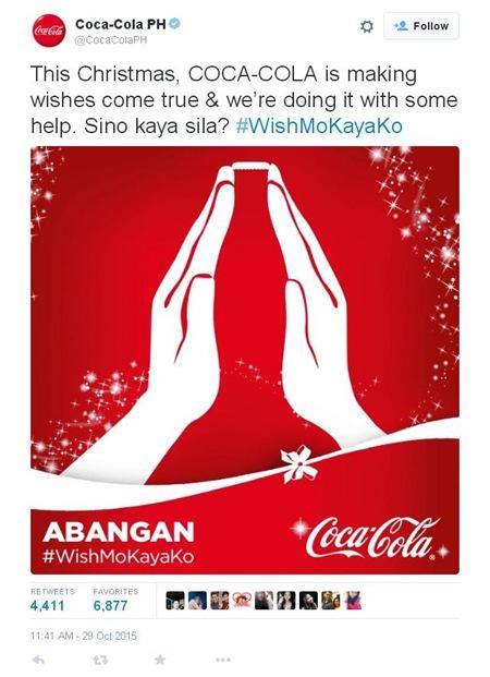 Coca-Cola - Wish Mo Kaya Ko