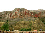 Vayots Dzor Canyon (The Gorge of Woes), from Noravank Monastery, Armenia.