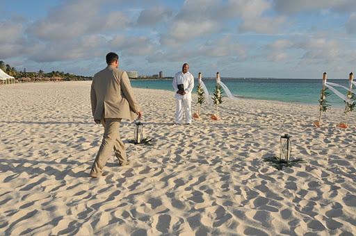 August 11 - Beach Wedding