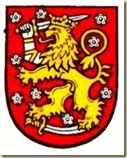 Finlands coat of arms