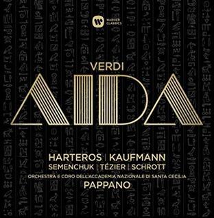 CD REVIEW: Giuseppe Verdi - AIDA (Warner Classics 0825646106629)